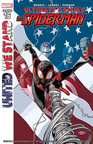Ultimate Comics Spider-Man (2011-2013) #16