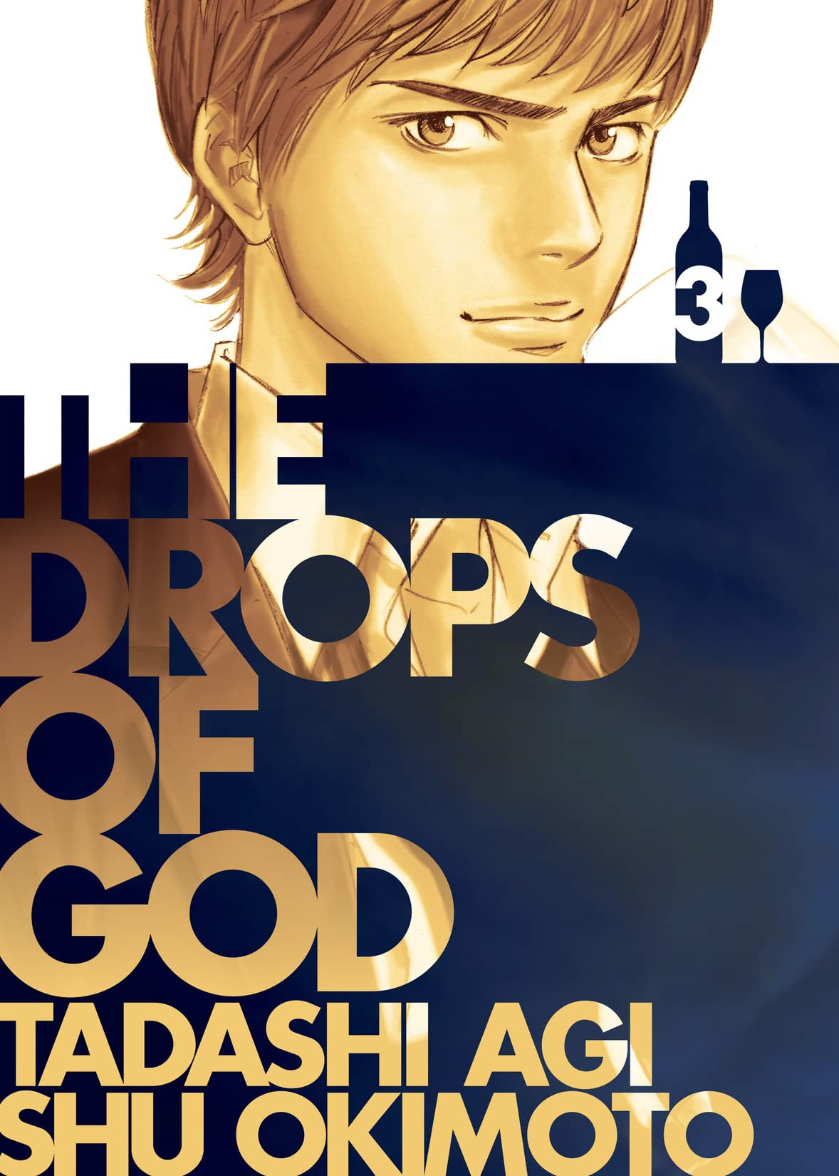 Drops of God Vol. 3