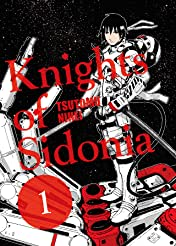 Knights of Sidonia Tome 1