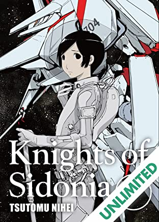 Knights of Sidonia Vol. 3