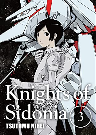 Knights of Sidonia Tome 3