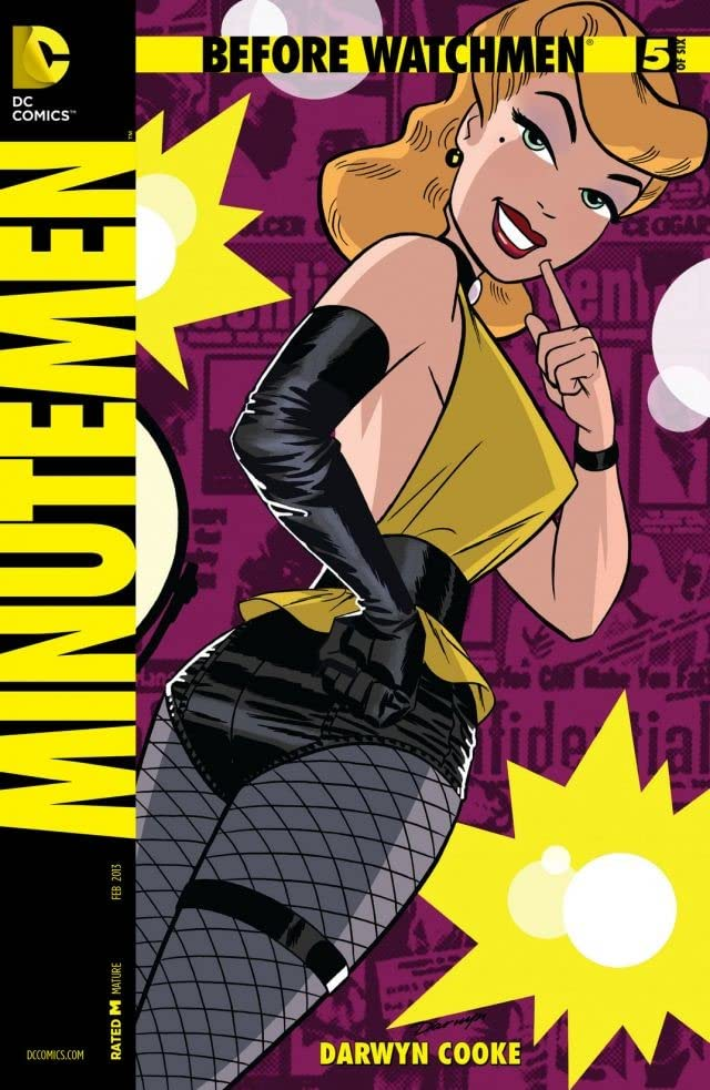 Before Watchmen: Minutemen #5 (of 6)