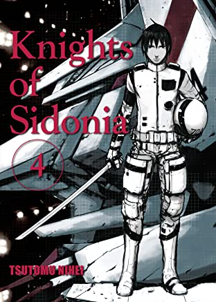 Knights of Sidonia Tome 4