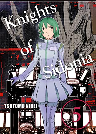 Knights of Sidonia Tome 5