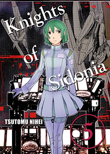 Knights of Sidonia Vol. 5