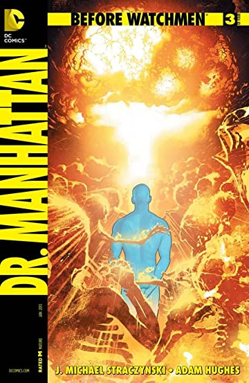 Before Watchmen: Dr. Manhattan #3 (of 4)