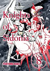 Knights of Sidonia Vol. 8
