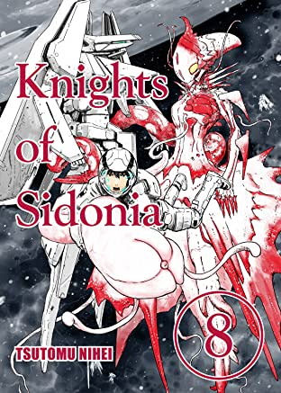 Knights of Sidonia Tome 8