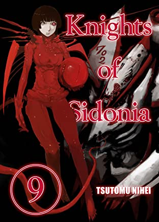 Knights of Sidonia Tome 9