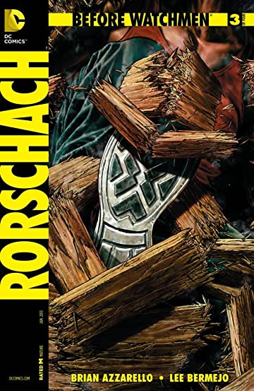 Before Watchmen: Rorschach #3 (of 4)