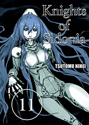 Knights of Sidonia Tome 11