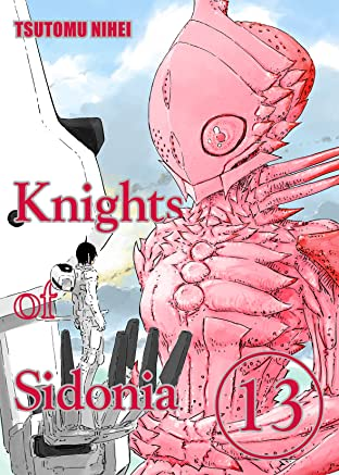 Knights of Sidonia Vol. 13