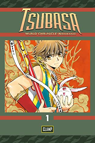 Tsubasa: WoRLD CHRoNiCLE: Niraikanai Vol. 1