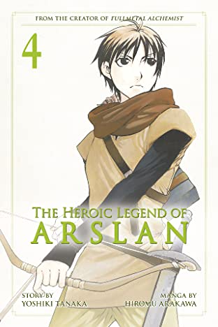 The Heroic Legend of Arslan Vol. 4