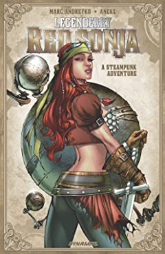 Legenderry: Red Sonja