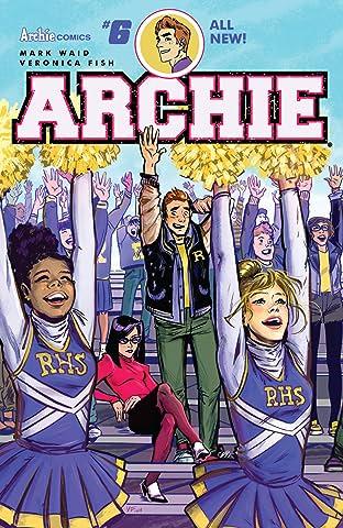 Archie (2015-) #6