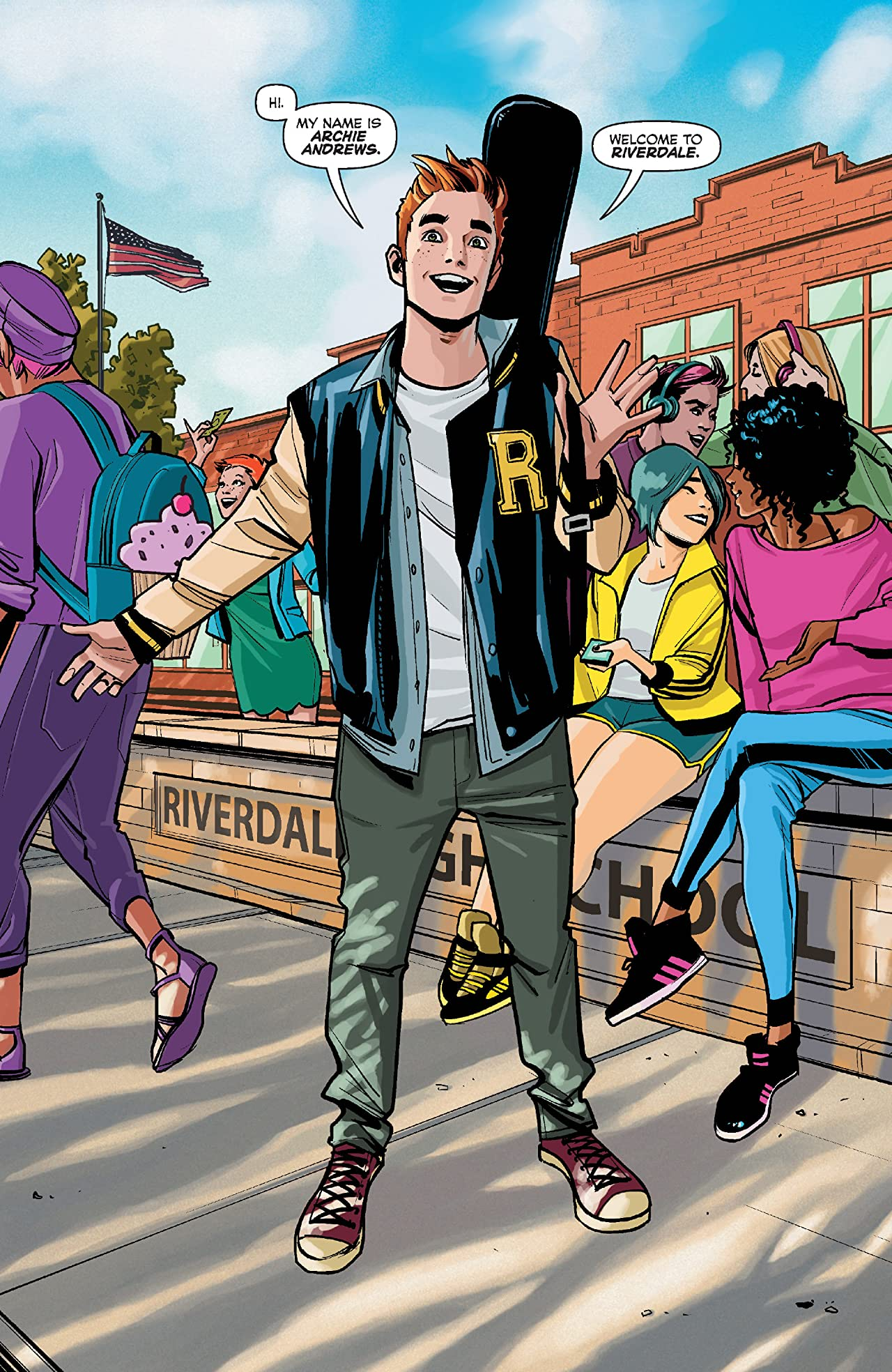 Archie (2015-) Tome 1