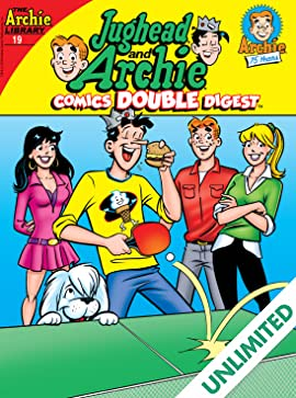Jughead and Archie Comics Double Digest #19