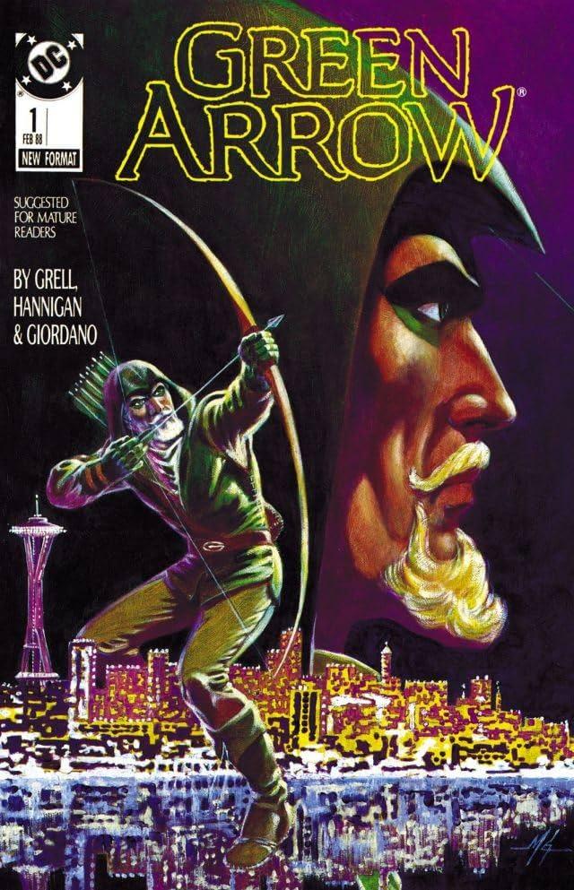Green Arrow (1988-1998) No.1