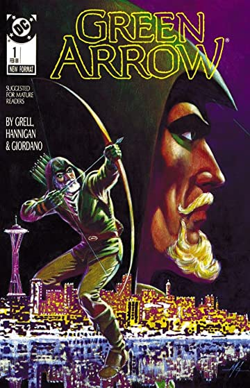 Green Arrow (1988-1998) #1