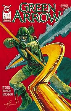 Green Arrow (1988-1998) No.3