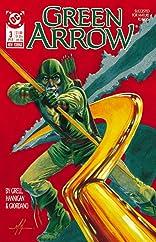 Green Arrow (1988-1998) #3