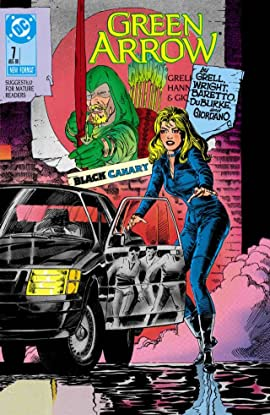 Green Arrow (1988-1998) #7