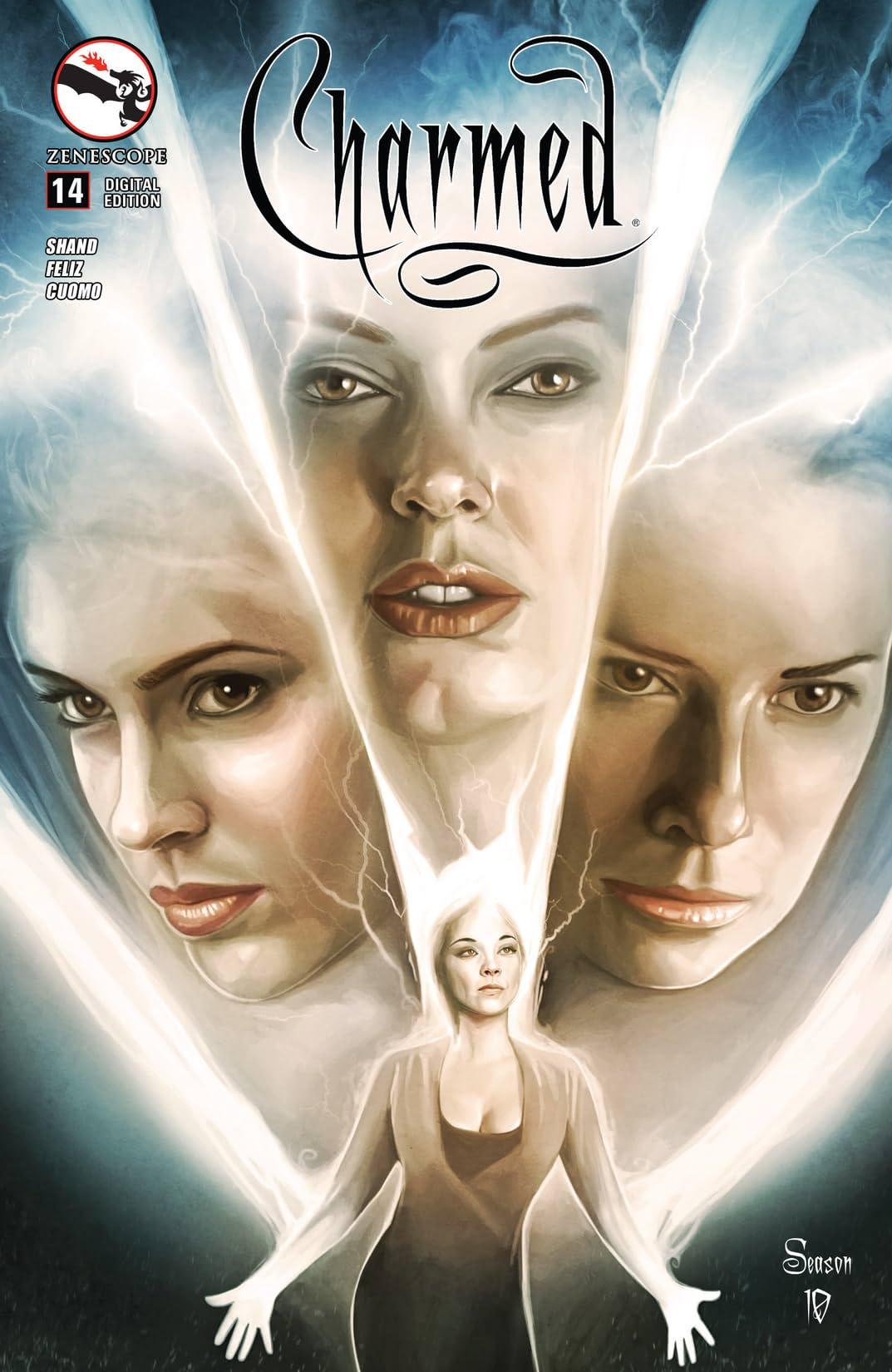 Charmed: Season 10 #14