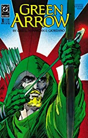 Green Arrow (1988-1998) #10