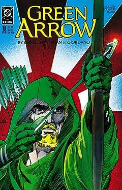 Green Arrow (1988-1998) No.10