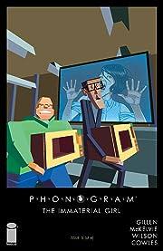 Phonogram: The Immaterial Girl #5 (of 6)