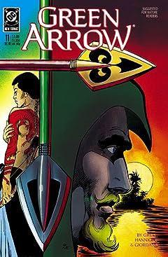 Green Arrow (1988-1998) No.11