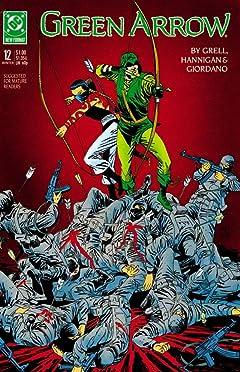 Green Arrow (1988-1998) No.12