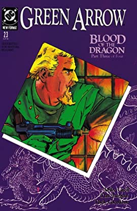 Green Arrow (1988-1998) #23