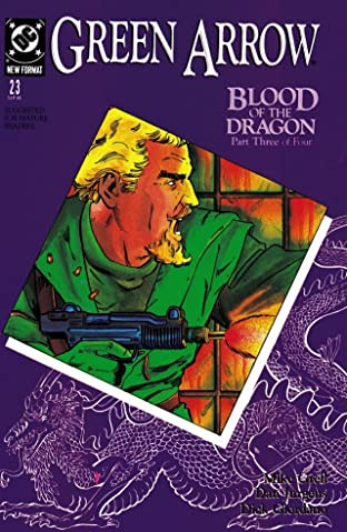 Green Arrow (1988-1998) #23