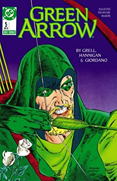 Green Arrow (1988-1998) #5