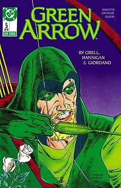 Green Arrow (1988-1998) #5