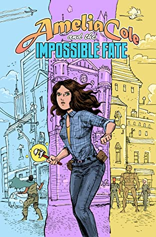 Amelia Cole Vol. 4: Amelia Cole and the Impossible Fate