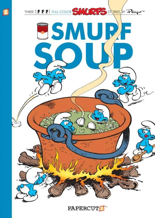 The Smurfs Vol. 13: Smurf Soup