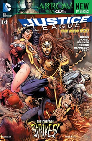 Justice League (2011-2016) No.13