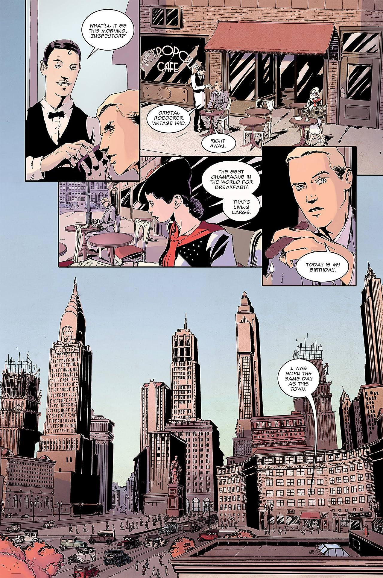 Metropolis #1