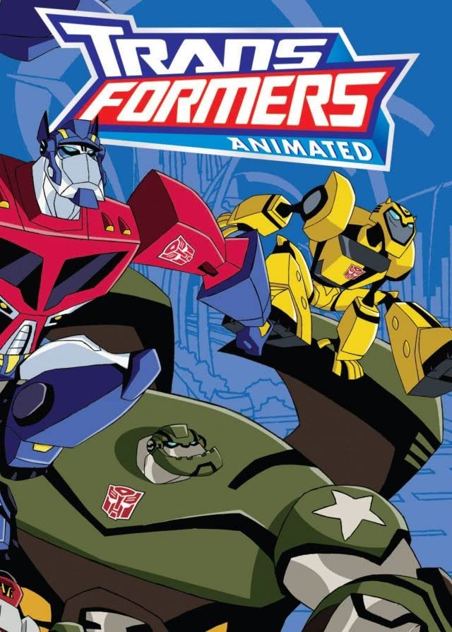 Transformers Animated Vol. 1