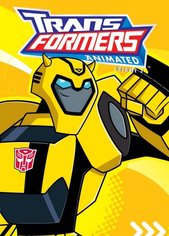 Transformers Animated Vol. 2