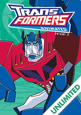 Transformers Animated Vol. 3