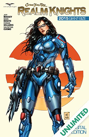 Grimm Fairy Tales: 2015 Giant Sized Realm Knight One-Shot #1