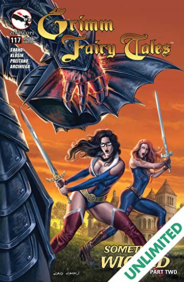 Grimm Fairy Tales #117