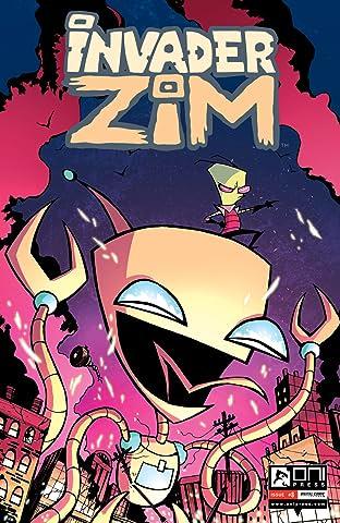 Invader ZIM No.8