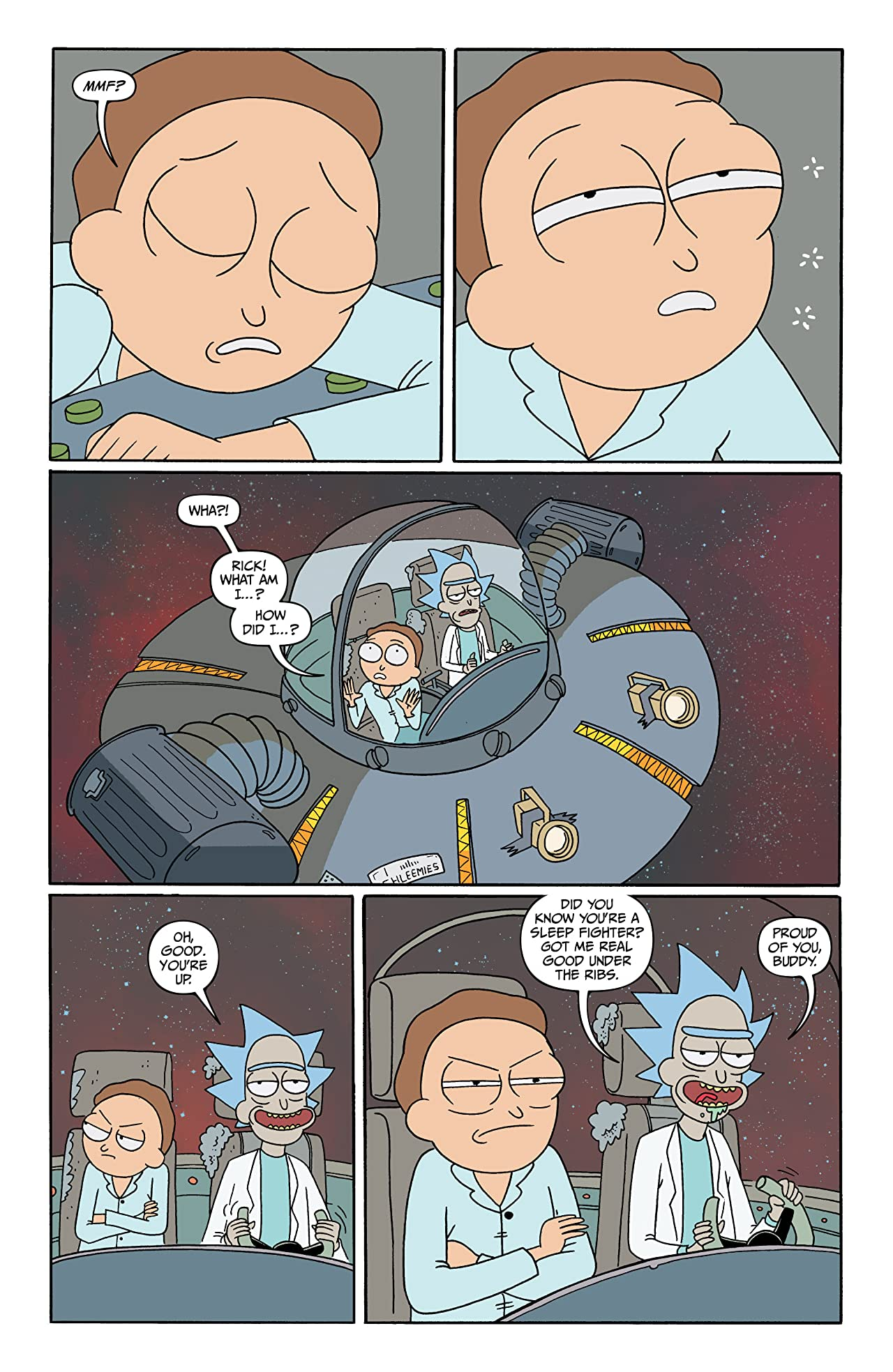 Rick and Morty #11