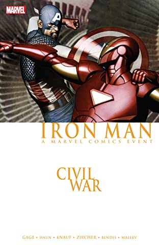 Civil War: Iron Man