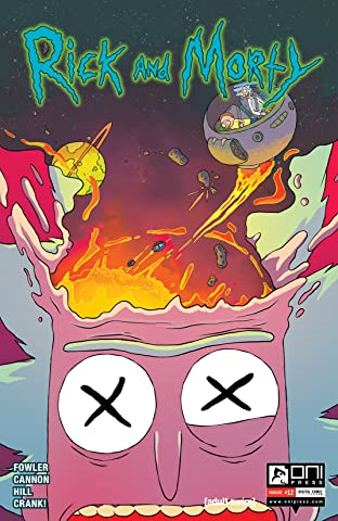 Rick and Morty #12